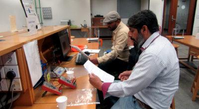 Khwaja Fareed Post Graduate College from Rahim Yar Khan visits Physlab