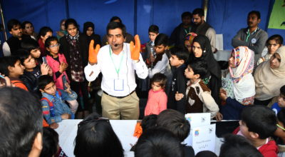 Lahore Science Mela 2017