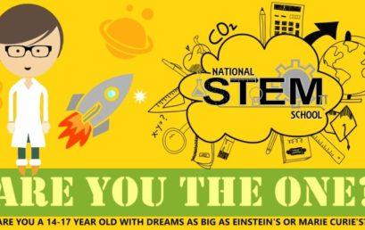 STEM school (27 December, 2016 – 5 January, 2017)