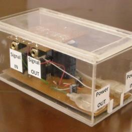 Plexiglass Circuit Box