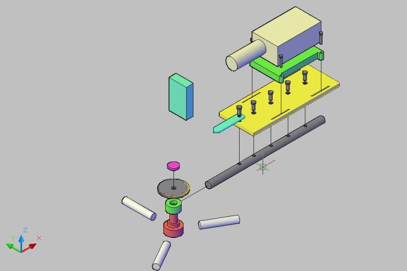3D  Scattering design