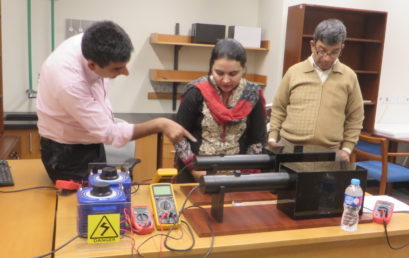 LUMS shares educational technology with NUST