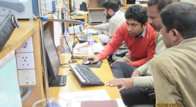 Laboratory practice for the IBA-Sukkur community